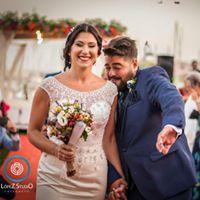 Nazaret Benzo Monio , se casó el 25/08/2018